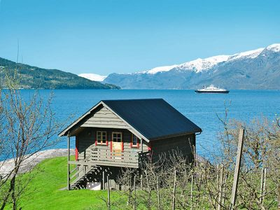 Vacation home Granvin  in Vallavik, Western Norway - 3 persons, 1 bedroom