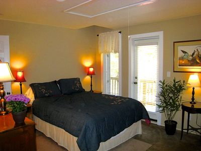 Mountain Lodge Realty Beech Mountain Lodge Queen room #1
