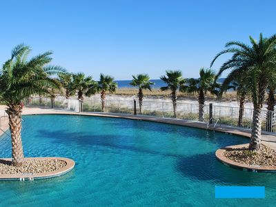 Orange Beach condo rental - One of SIX total pools at resort