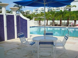 Fajardo condo photo - One of many resort pools