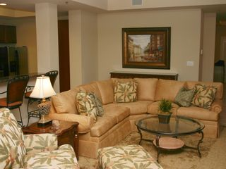 Harbor Landing Destin condo photo - Harbor Landing 203A - Living Area View 2