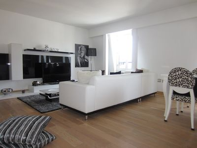 4-Room Apartment 80 m2 prime location opposite sea view Hotel Normandy