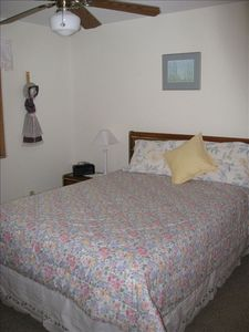 Beulah condo rental - Comfortable accommodations...