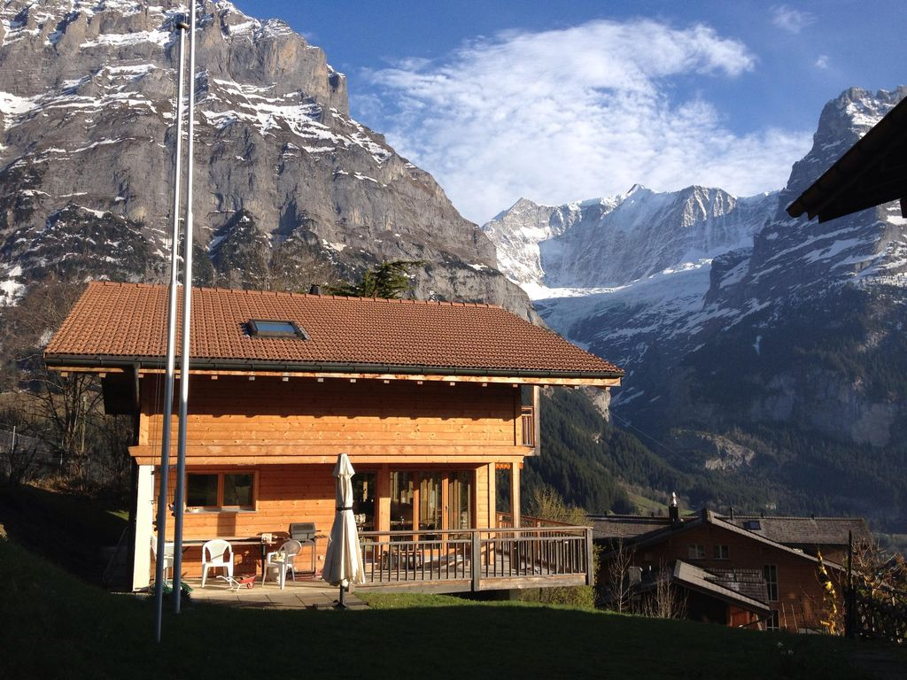 Holiday house 86328, Grindelwald, Bern