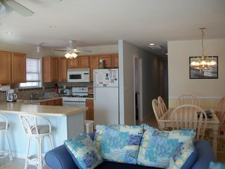 Wildwood condo photo - Kitchen/Dining area