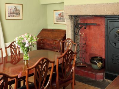 Coldstream house rental - Dining room