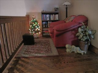 French Lick cabin photo - The book nook