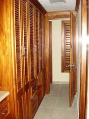 Bavaro condo photo - Second bathroom/walk-in closet