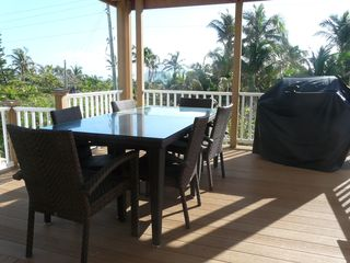 Elbow Cay and Hope Town house photo - Outside dining