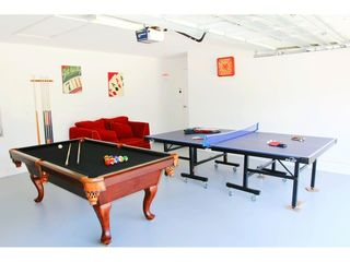 Highlands Reserve bungalow photo - Games Room , Darts , Pool & Table Tennis