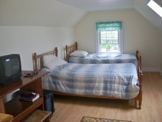 Madaket house photo - Bedroom #5, Two Twin Beds