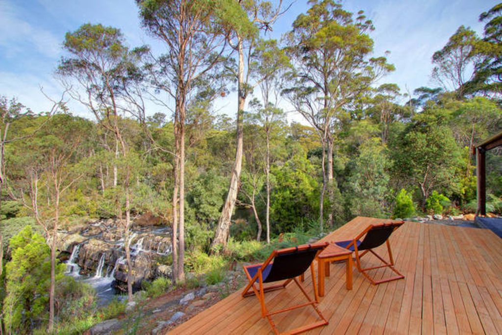 Falls River Luxury Accommodation