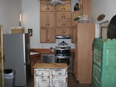 Las Cruces bungalow rental - Great kitchen with all new and modern appliances..