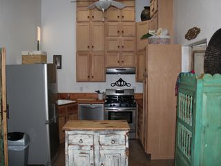 Las Cruces bungalow photo - Great kitchen with all new and modern appliances..