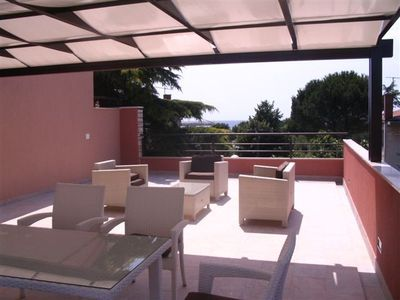 Umag apartment rental