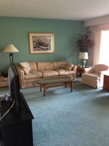 Spacious FR/DR With 35 Foot Open Views of 13th Hole East Golf Course & LCD TV
