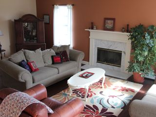New Paltz house photo - Living Room
