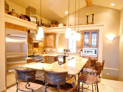 Big Sky house rental - kich - Kitchen