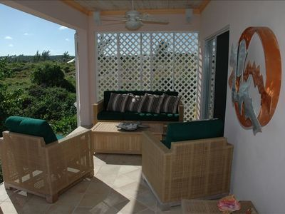 Another Verandah Seating Area