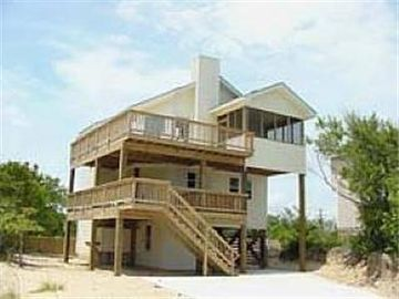 Corolla house rental - Sea Shimmer - great location!