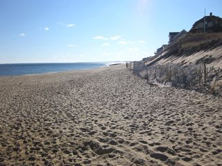 Plum Island cottage photo - Beautiful pristine beach