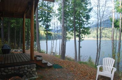 A  wonderful quiet place to boat, fish, hike or just relax.
