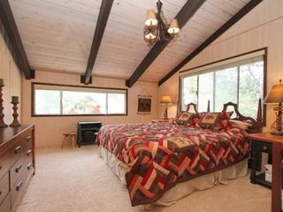 Big Bear Lake cabin photo - Master Bedroom