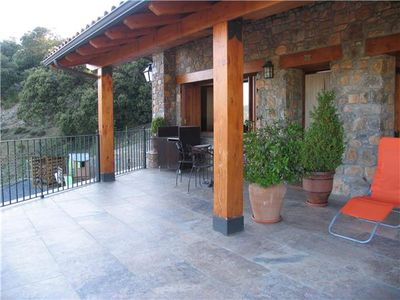 Apartment for 4 people, with swimming pool, in the Pyrenees