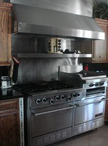 The Stove - 60' Garland!