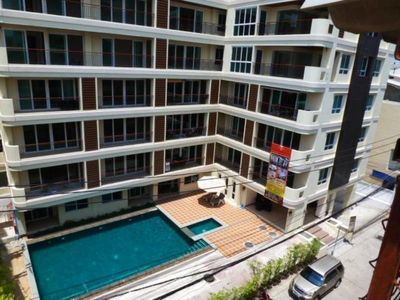 Jomtien Pattaya: NEW CONDO, Superbly equiped in new building at Jomtien (Pattaya)
