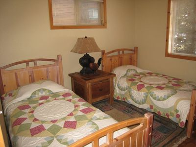 McCall cottage rental