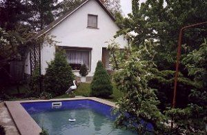 Marzahn-Hellersdorf house rental - Hahn Holiday Home