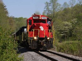 Blue Ridge cabin photo - Blue Ridge Scenic Railroad