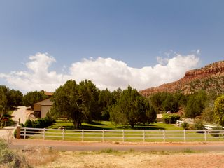 Kanab house photo - View from Grand Canyon Drive