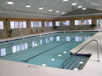 Kenmure Country Club indoor heated pool