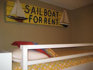 Caribbean Dunes condo photo - Hall bunkies are fun for all!