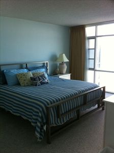 Mater Bedroom with Gulf view