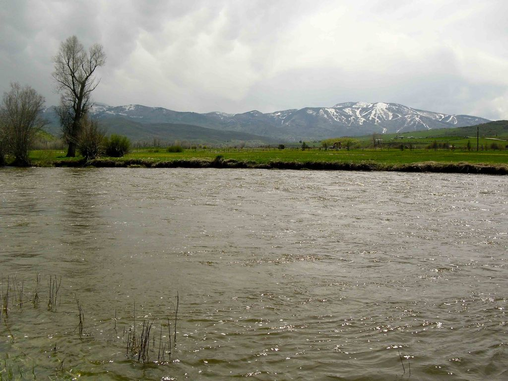 Superb fly fishing country estate close to vrbo for Yampa river fishing report