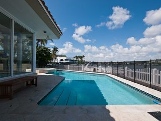 Miami Beach house photo - View of the swimming pool