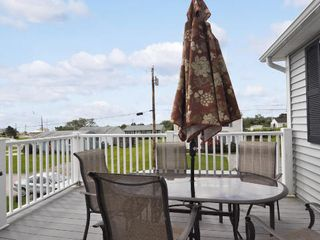 Deck w/ Ocean Views - Point Judith house vacation rental photo