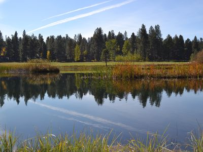 Pond at Black Butte Ranch