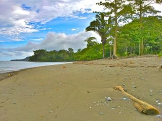 Puerto Jimenez house photo - Miles of Sandy beaches right out front of of our house !