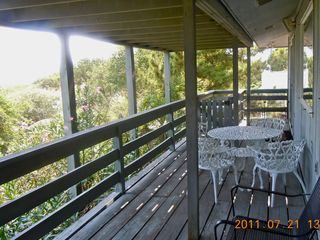Virginia Beach house photo - Lower Deck - One Story Up