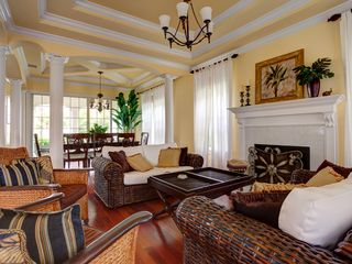 Ormond Beach house photo - Get together for game night in the family room.
