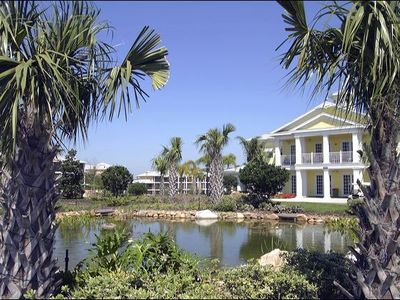 Bahama Bay condo rental - The Club House