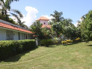 Sosua villa photo - Garden