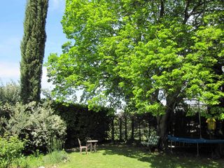 Aix-En-Provence house photo - Garden and Trampoline