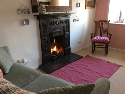 Photo for 2BR Cottage Vacation Rental in Cemaes Bay