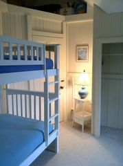 Harpswell cottage photo - East Bunks . . .