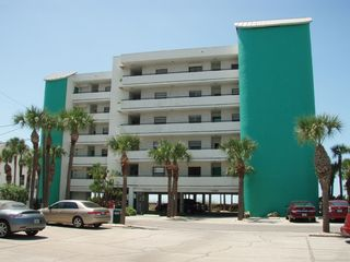 Madeira Beach condo photo - Building from the street